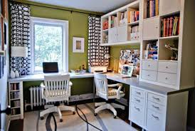 creative home offices. Useful And Inspirational Designs For Those Looking To Turn A Part Of Their Tiny Rooms Or Apartments Into Functional, Yet Awesome-looking Office Space. Creative Home Offices