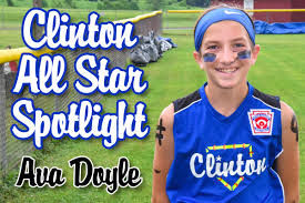 Clinton Spotlight: Ava Doyle - Clinton County Sports.com