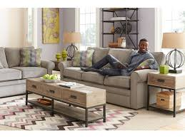 La Z Boy Living Room Set Living Room Collins Three Cushion La Z Boy Premier Sofa 610494