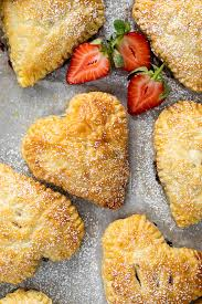 Nutella Strawberry Hand Pies Simply Delicious