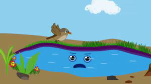 Hungry bird | Moral story | panchatantra ki Kahaniya | Hindi Kahaniya |  dadi maa ki katha kahani - YouTube