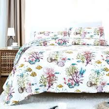 coastal theme bedding beach themed bedding for s ocean comforter set nautical bedding set queen beach coastal theme bedding
