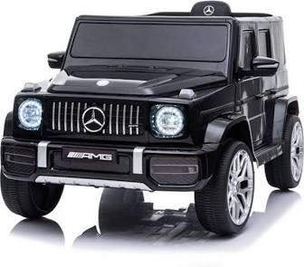 Dikke Mini-Mercedes G-klasse voor jonge kids!