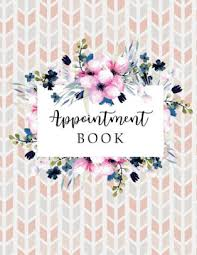 Appointment Book: Undated Daily Hourly Planner Calendar with Time 15 Minute Increments 8AM to