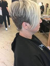 Kort Haar Highlights Blond Haar Pittig Kapsel Just Hair Hair