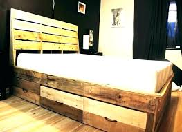 diy platform bed frame homemade platform bed build platform bed with storage s platform storage bed