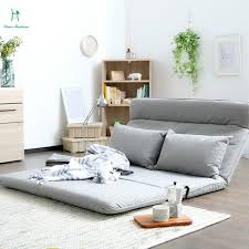 the new anese style tatami folding sofa bed cloth bedroom lounger fashion warm multifunctional double bed
