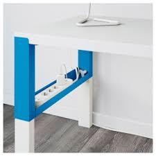 IKEA PHL desk with shelf unit