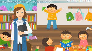 Free Online Babysitting Certification Be A Certified Daycare Provider Certification And Career
