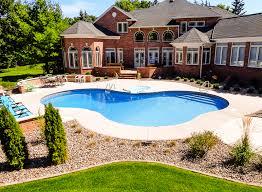 inground pools. Inground Pools N