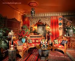 Moroccan Home Decor Ideas mediterranean-living-room