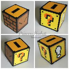 how to make a 3d mario coin box 4 steps pictures how to make a 3d mario box part 3