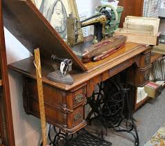 Treadle Sewing Machine Cabinet Sewing Machines Treadle Cabinets Vintage To A New Treadle