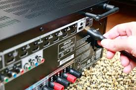 home theater receiver setup guide connect your tv an hdmi cable