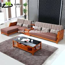 simple wooden sofa set designs small wooden sofa set designs suitable with sleek wooden sofa set