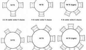miraculous 5 foot round table on 6 tents events seating information