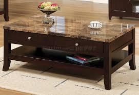 coffee table literarywondrous marble top photos concept tables faux black setmarble
