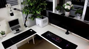 Ikea furniture desks Childrens Ikea Desk Hack Ikea Furniture Gaming Desk Youtube Best Desk Ikea Desk Hack Ikea Furniture Gaming Desk Youtube