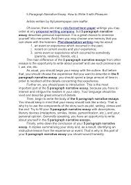 5 Paragraph Essay Examples How To Write College Admission Essay 5 Paragraph Top 10 Tips For