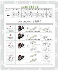 Unisex Shoe Size Conversion Chart Shoes Size Chart Sou Sou Us Online Store