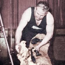 NZEDGE Legends — Godfrey Bowen, Sheep Shearer — Endurance