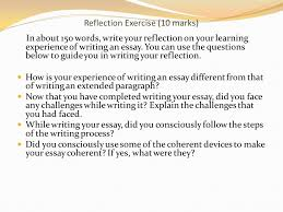 bbi expository writing ppt video online 15 reflection