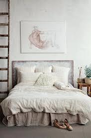 white linen duvet striped linen duvet cover off white and natural linen stone california king white