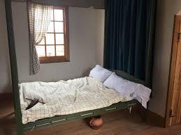 arm-y-farmhouse-canopy-bed - History Is Fun