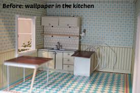 Kitchen Dollhouse Furniture The Lundby Diy Dolls House Experience With Giveaway Rave Review