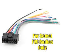 car stereo radio replacement wire harness for some jensen 20 pin car radio wire harness for jvc kd g120r kd g140 kd g200 kd