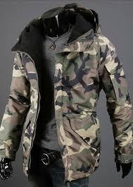 <b>Men Military</b> Camo <b>Jacket</b> 2 Colors | Camo <b>jacket</b>, <b>Military</b> fashion ...