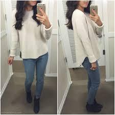 loft grey sweater. loft petite sweater review grey l