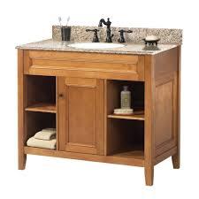 bathroom vanities 36 inch home depot. foremost exhibit 37 in. w x 22 d bath vanity in rich cinnamon with granite top golden hill-triagh3722 - the home depot bathroom vanities 36 inch r