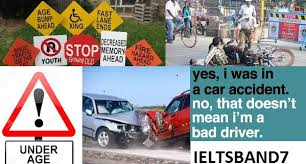 ielts latest essay road safety ielts band  i believe that road safety can be improved considerably firstly the governing bodies should change the standards for giving driving licenses
