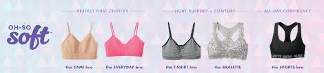 Justice Bra Size Chart 12 Veritable Justice Bra Sizes