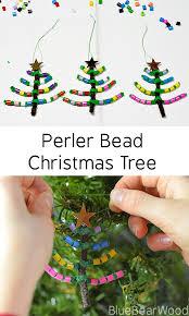 341 Best Nerdcrafts Xmas Images On Pinterest  Bead Patterns Perler Beads Christmas Tree