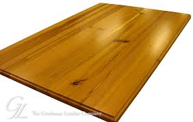 custom antique heart pine countertop by grothouse