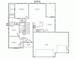 Simple Bedroom House Plans Floor Inspirations Drawing Plan With 3