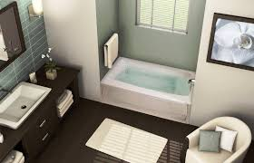 image of standard bathtub sizes 1 person