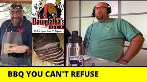 BBQ you can't refuse with the Dawgfatha Alton Matthews - YouTube