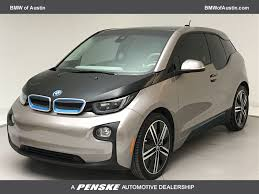 Coupe Series bmw i3 used : 2014 Used BMW i3 Hatchback at BMW of Austin Serving Austin, Round ...