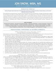 Sample Telecommunications Consultant Resume Samples Executive Resume Services