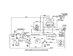 Kohler Ch18 Wiring Diagram