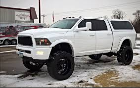 white dodge ram lifted. Plain Lifted Lifted White Dodge Ram 2500 Cummins Diesel Diesel Cummins  Diesel Trucks Throughout White E