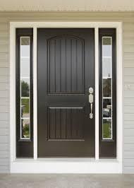 pretty white front door. Stylish Painted Black Front Door For Beautiful Homes Combine Wide Glass  Window And White Frame Pretty White Front Door E