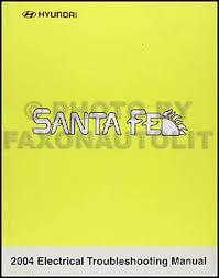 2004 Hyundai Santa Fe Wiring Diagram 2004 Hyundai Santa Fe Starter Wiring Diagrams