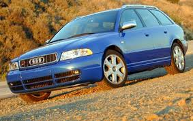 2002 Audi S4 - Information and photos - ZombieDrive