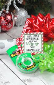 Neighbor Gift Idea Gift Wrap