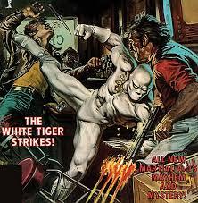 white tiger marvel hector ayala. Beautiful Marvel White Tiger Puerto Rican Superhero Inside Tiger Marvel Hector Ayala T