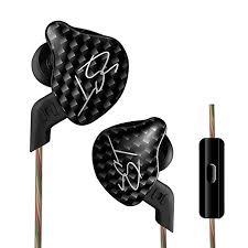 OLLIVAN <b>KZ Earphone Headphone Headset Earphone</b> HiFi ...